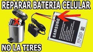 Video Solucion Recuperar Bateria de Celular que no Carga MP3, 3GP, MP4, WEBM, AVI, FLV September 2019