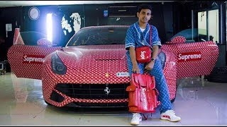 Video MY NEW LV SUPREME FERRARI !!! MP3, 3GP, MP4, WEBM, AVI, FLV Desember 2018