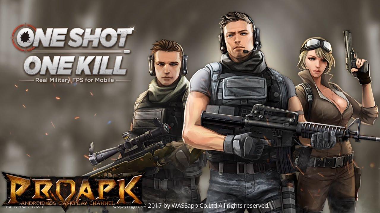 OneShot OneKill - FPS (SEA)