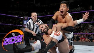 Nonton Akira Tozawa Vs  Ariya Daivari  Wwe 205 Live  July 11  2017 Film Subtitle Indonesia Streaming Movie Download