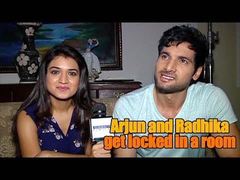 Arjun and Radhika get locked in a room From the se