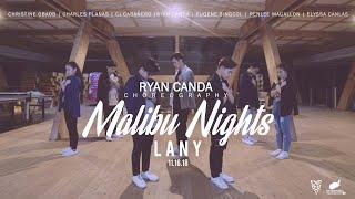 """Ryan Canda Choreography- """"Malibu Nights"""" by LANY"""