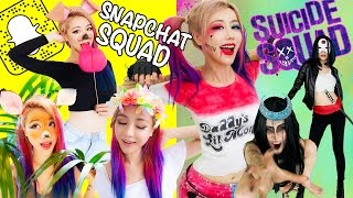13 DIY Halloween Costumes EVERY SQUAD NEEDS TO TRY!! #SQUADGOALS by The Wonderful World of Wengie