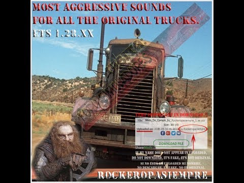 Most Aggressive Sounds v2.0 by Rockeropasiempre for 1.30.x