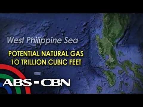 West PH Sea, 'mina' ng natural gas
