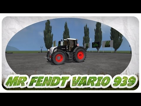 Fendt Vario 939 v1.0 MR Beta