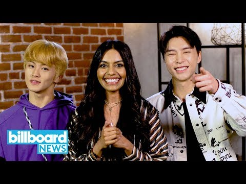 Watch NCT 127 Take Over A Billboard News Episode About Themselves   Billboard News