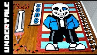 Video Undertale Genocide Edition (IN 201,025 DOMINOES!) MP3, 3GP, MP4, WEBM, AVI, FLV Agustus 2018