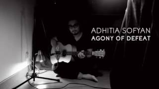 """Video Adhitia Sofyan """"Agony of Defeat"""" live from the bedroom MP3, 3GP, MP4, WEBM, AVI, FLV Agustus 2018"""