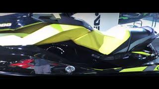 9. 2016 Seadoo GTR 215 Release