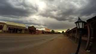 Tombstone Arizona Timelapse