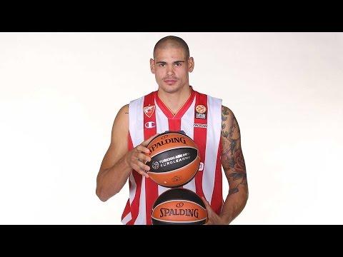 Focus on Maik Zirbes, Crvena Zvezda Telekom Belgrade