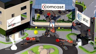 Click to play: Should the Internet be Regulated Like a Utility?