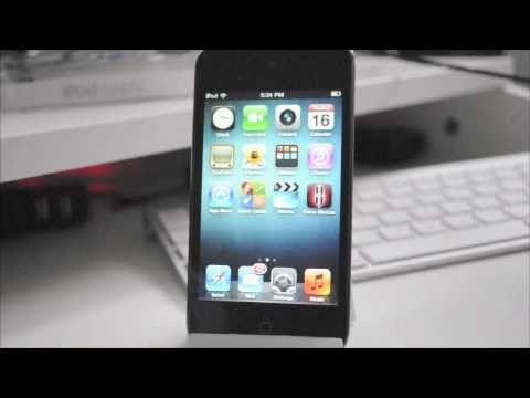 ipod touch Video Review - Official iPod Touch 4th gen review and comparison to the 2nd/3rd gen + video tests. The New iPod Touch 4th generation is sleeker, more stylish and higher qua...