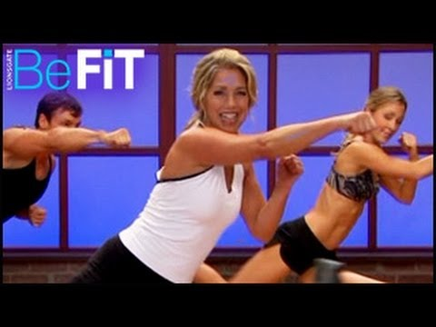 kickboxing - Jab the flab and chisel a rock-hard body with these explosive cardio kickboxing moves, aerobics, ab-blasting twists and more! For full selection of great wor...