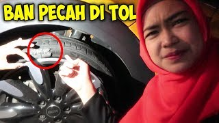 Download Video BAN PECAH DI TOL OTW NIKAHAN IBEL & AMMAR 😭 MP3 3GP MP4