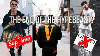 Video WILL HYPEBEASTS SURVIVE 2018?? (End of The Hypebeast?) MP3, 3GP, MP4, WEBM, AVI, FLV Mei 2019