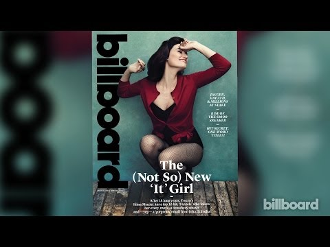 Idina Menzel: The Billboard Cover Shoot