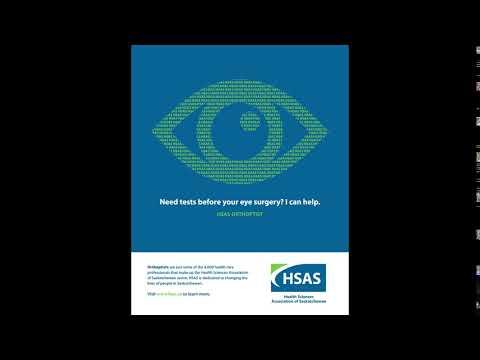 HSAS Orthoptist
