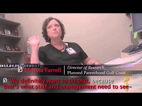 WATCH: New CMP Video Exposes Planned Parenthood