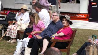 #465 Hampton Court Flower Show 2011 - Garten, Cider & Musik