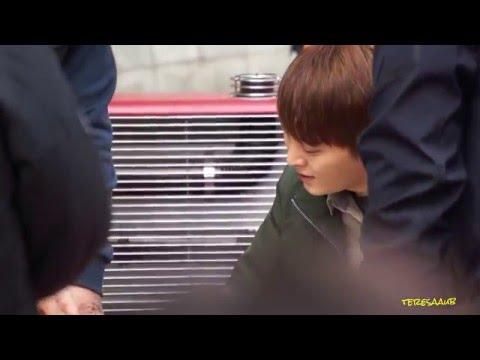 2016-03-12 Joo Won Mountia Sign Event at Guro AK Plaza -1 (видео)