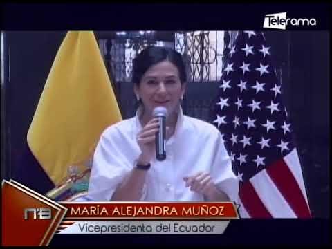 Ecuador y EE.UU. firman acuerdo para fortalecer inteligencia aduanera