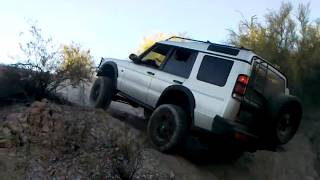 AZ Land Rover, 2000 Discovery II, 33's,