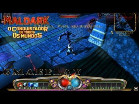 GamePlay Maldark O Conquistador de Todos os Mundos(Part.4)Maracas de ...