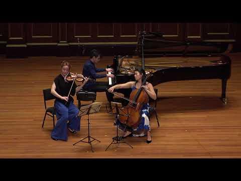 See video  Schubert B-flat Trio, I. Allegro moderato