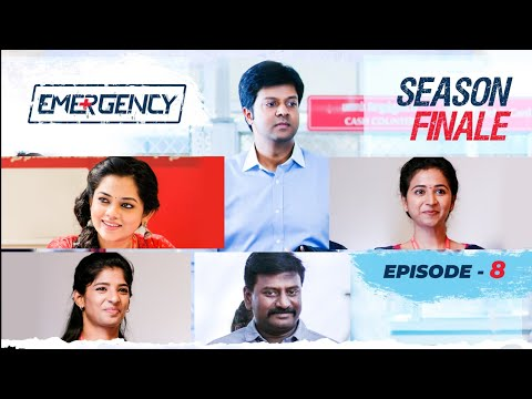 EMERGENCY | EP 08 | வானமே எல்லை | Season Finale | Web Series | Put Chutney