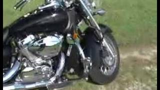 4. Honda Shadow Aero VT750 2008