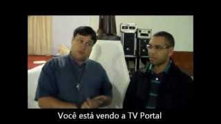 Com absoluta exclusividade, a TV Portal conversou com o Diácono Eduardo e com o Padre Rodrigo