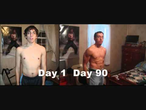 P90X   My Incredible Transformation Results
