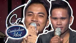 Khmer TV Show - Cambodian Idol 2015 - Theater Round 2