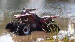 5. Quading And Honda TRX 400 EX In the Mud