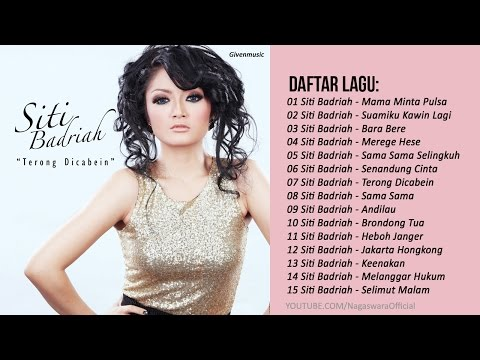 Video LAGU DANGDUT TERBARU 2018 - SITI BADRIAH FULL ALBUM 2017-2018 download in MP3, 3GP, MP4, WEBM, AVI, FLV January 2017