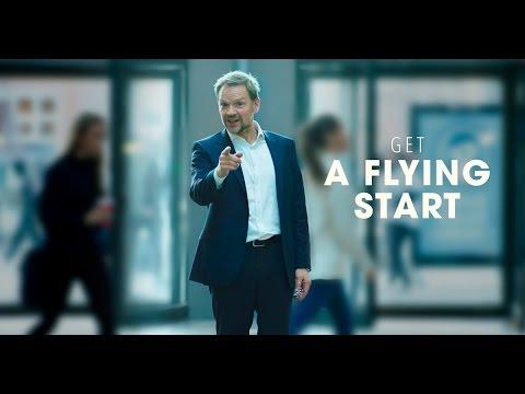 Norwegian Business School Crazy commercial