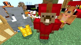 Minecraft - Frosty 'Longer' Nose [685]