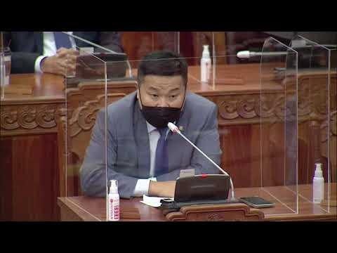 Ж.Сүхбаатар: Үндсэн хуулийн шүүх гэж явбал цаашид улс төрийн өндөр мэргэшилтэй гэхээ болих ёстой юу ?
