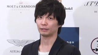 星野源/第23回日本映画批評家大賞授賞式