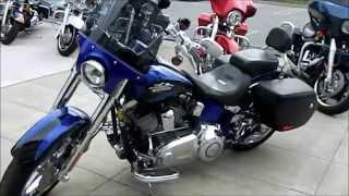 10. 2011 Harley-Davidson FLSTSE CVO Softail Convertible
