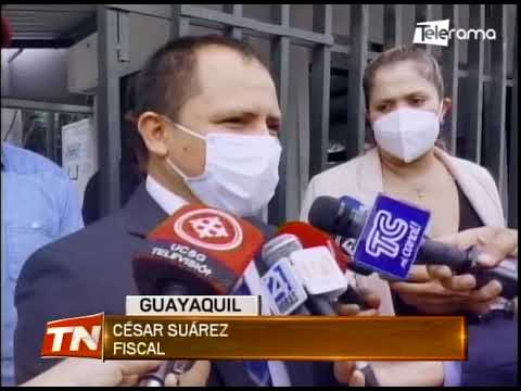 Fiscalía investiga contrato de compra de insumos médicos en el hospital Teodoro Maldonado Carbo