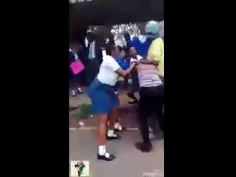 Mzansi School Girls Fight Compilation