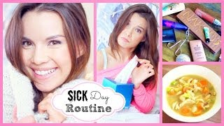 My essentials for when I'm sick or having a chilled out day... including a yummy chicken soup recipe! Watch my last video: ...