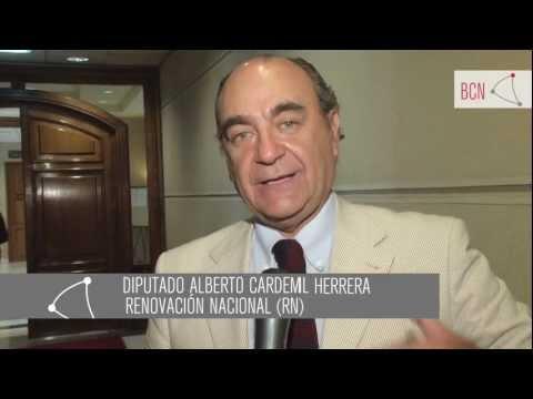 Diputado Alberto Cardemil Herrera (RN) sobre Ley de Primarias