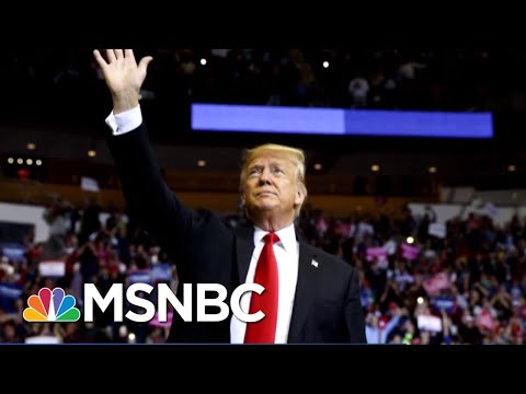 Two Weeks To The Midterms, Donald Trump Leans In To The Politics Of Fear | The 11th Hour | MSNBC