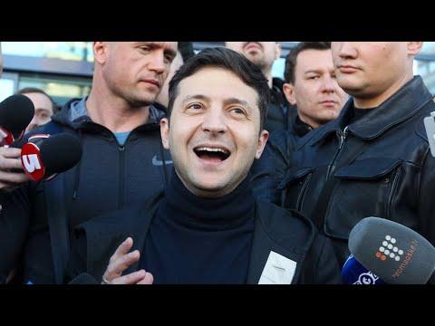 Ukraine: Selenskyj vs. Poroschenko - Schlagabtausch i ...