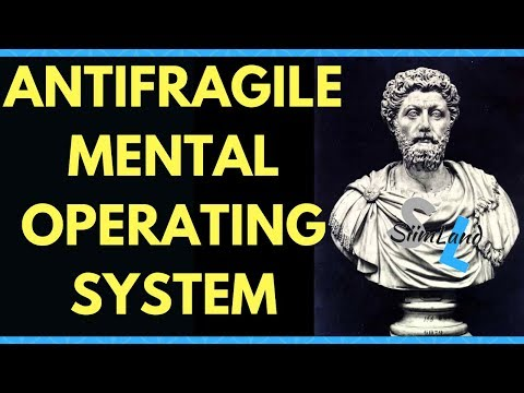 STOICISM 101: The Most ANTIFRAGILE Mental Operating System (Stoicism Explained - Become More Stoic)