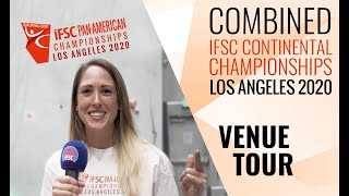 IFSC Pan-American Championships 2020 - Welcome to L.A. by International Federation of Sport Climbing